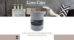 LINEA CALCE : Enduit à la chaux prêt à l'emploi